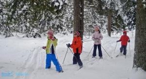 Bozsik Ski School XC ski lessons